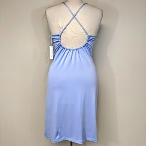 parallel Dresses - Parallel Lycra Mini Dress